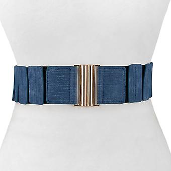 Denim Stretch Belt