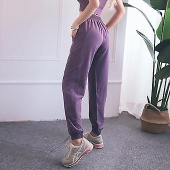 Women Quick Dry Loose Pants