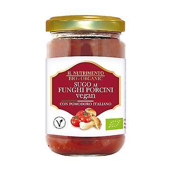 Porcini mushroom sauce None