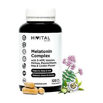 Melatonin Complex 120 capsules