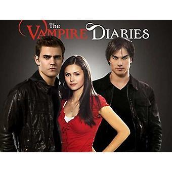 Vampire Diaries - style E elokuvajuliste (17 x 11)