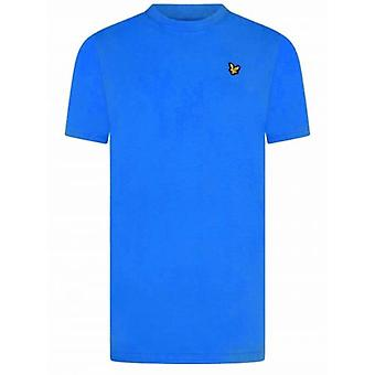 Lyle & Scott Classic Royal Sininen T-paita