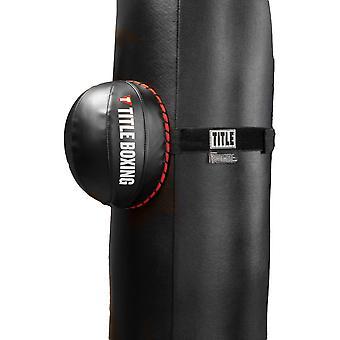 Titel Boxing Bokszak Strike Foe - zwart