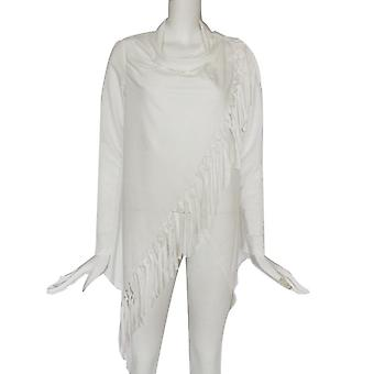 Women Fashion Winter Scarf Collar Long, Casual Sleeve Tassel, Regular Button,