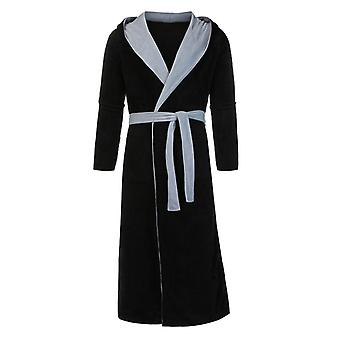 Men's Robe Bathrobe