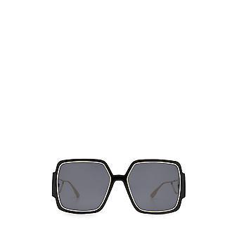 Dior 30MONTAIGNE2 black gold female sunglasses