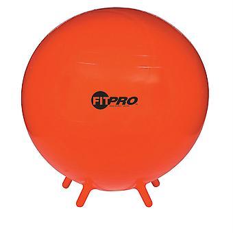 Bola Fitpro con patas de estabilidad, 75cm