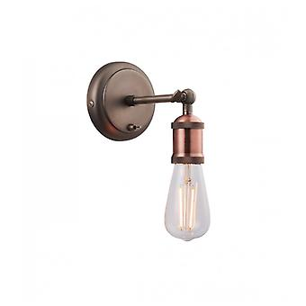 Hal Steel Wall Lamp