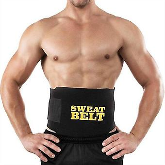 Sweat Suit Body Waist, Trainer Belt & Trimmer Corset, Shapewear, Men