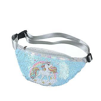 Children's Leather Waist Bag