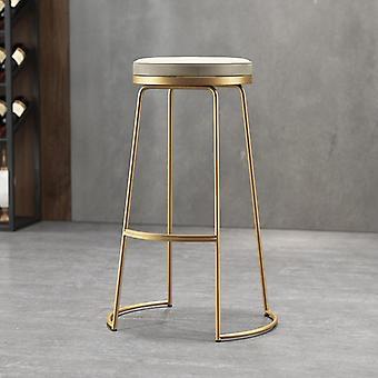 Simple Bar Stools/modern Creative Chairs, European High Stool, American Fashion