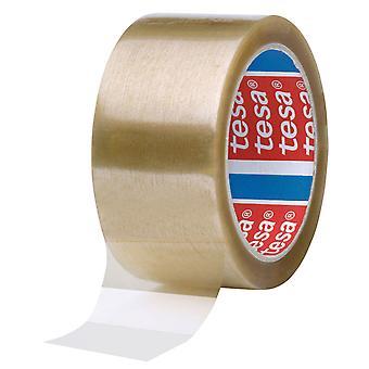 tesa 04089 General Purpose Carton Sealing Tape 48mm x 66m Clear