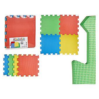 Puzzle Teppich (4 Stück)