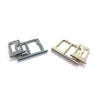 Sim Tray houder kaart sleuf adapter socket reparatie onderdelen voor Samsung Galaxy J5 Pro