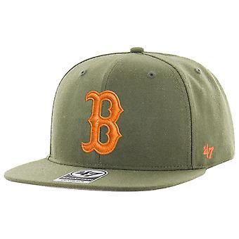47 Brand Snapback Cap - NO SHOT Boston Red Sox sandaalipuu