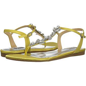 Sandália de Sissi Flat Badgley Mischka feminino