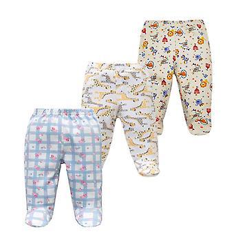 100% Cotton Newborn Baby Trousers