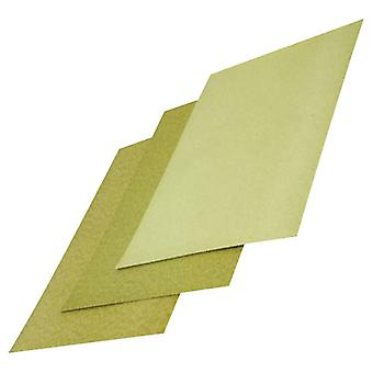 Rolson 24509 10pc Sandpaper Sheets 230 x 280mm