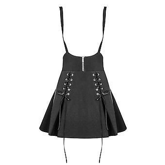 Punk Rave Leeloo High Waist Skirt
