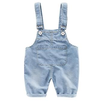 Baby Kids Suspender Pants