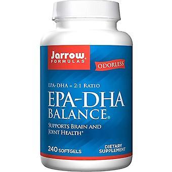 Jarrow الصيغ EPA-DHA التوازن الكبسولات الهلامية 240