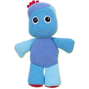 In the Night Garden Iggle Piggle Plush Baby Toy 17cm