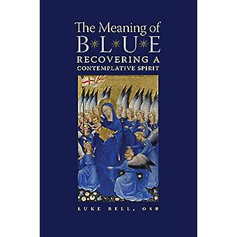 The Meaning of Blue - Recovering a Contemplative Spirit by Luke Bell -