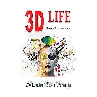 3D Life by Alexandru Ciuciu-Freisinger - 9788269069228 Book