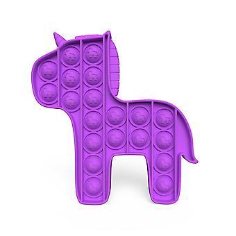 Push Pop Sensory Fidget Toy Stress Reliever Stress en Anxiety Relief Ouder-Kind Interactie