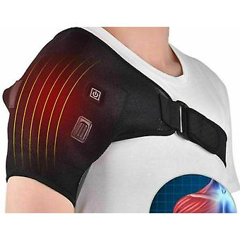 Electric Adjustable Shoulder Heating Pad