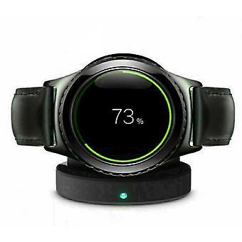 Trådløs opladning Dock Cradle Smart Watch Oplader til Samsung Galaxy