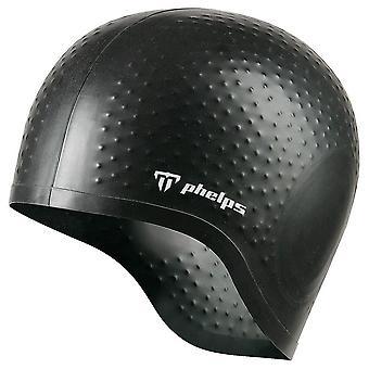 Aqua Sphere Aqua Glide Swimming Cap - Black