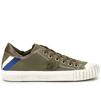 Gare Low Militaire Sneakers