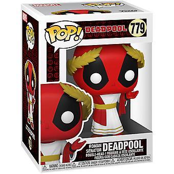 Deadpool 30°: importazione senatore romano Deadpool Usa