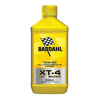 Motorbike Engine Oil Bardahl XT-4 SAE 10W 60 (1L)