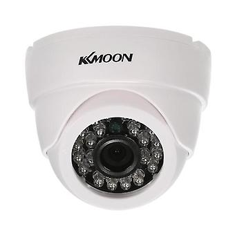 KKmoon 1080P AHD Dome CCTV Analog Kamera 3.6mm Lins 1/2.8'' CMOS 2.0MP IR-CUT 24st IR LEDS Night Vision for Home Security NTSC System