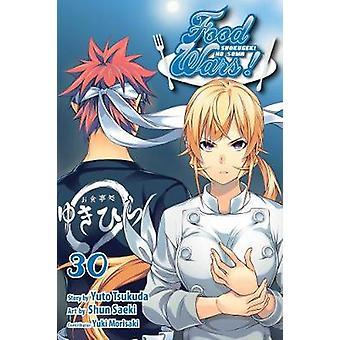 Food Wars!: Shokugeki No Soma Vol. 30 Volume 30