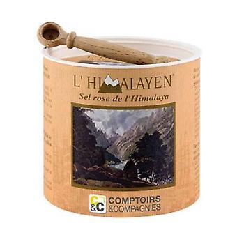 Himalajan vaaleanpunainen suola 250g jauhetta