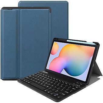 FengChun Tastatur Hlle fr Samsung Galaxy Tab S6 Lite 10.4 2020, [QWERTZ Deutsches], Stnder