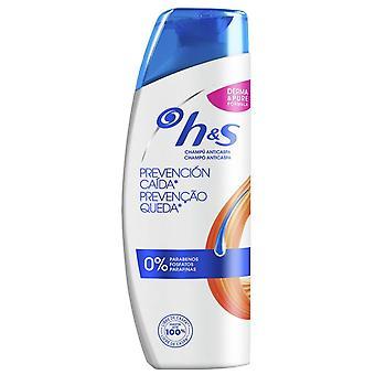 H&S Shampoo Prevents Hair Loss
