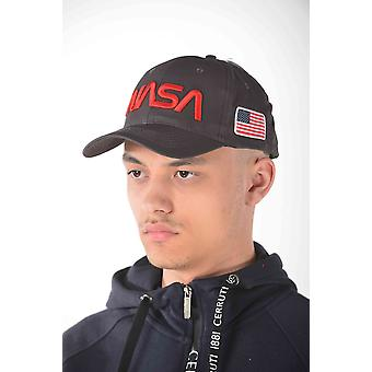 Casquette Anthracite Nasa homme