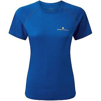 Ronhill Core Short Sleeve T-Shirt - Azurite Blue