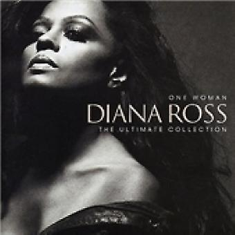 Diana Ross En Kvinne Den Ultimate Collection CD