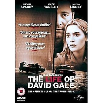 Life Of David Gale DVD