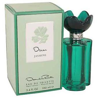 Oscar Jasmine By Oscar De La Renta Eau De Toilette Spray 3.4 Oz (women)