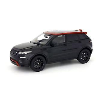 Range Rover Evoque Ember Limited Edition Santorini Black 1:18 Kyosho C09549BK