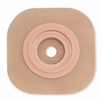 Hollister skin barrier nieuwe afbeelding CeraPlus pre-cut, uitgebreide slijtage tape randen 1-3/4 inch flens groene code 1 I, 5 tellen
