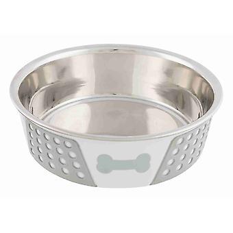 Trixie Trough rustfritt stål (hunder, boller, matere og vanndispensere)