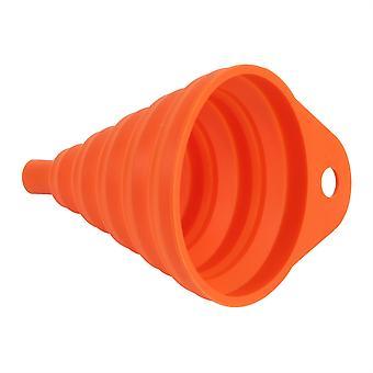 Bike It Silicone Funnel Orange