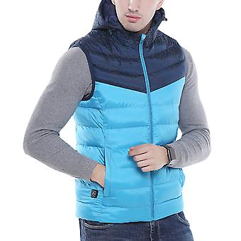 Men's Winter Casual Thermal Hooded Vest